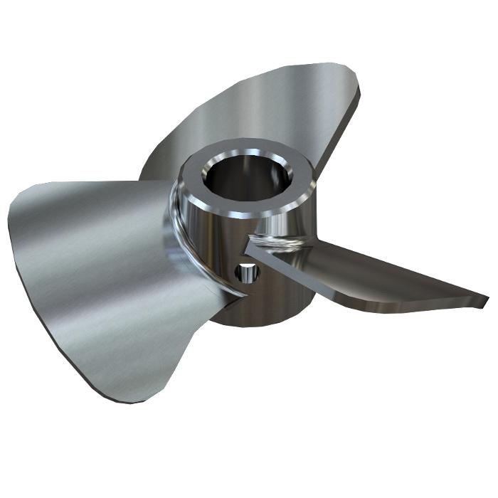 Axial Flow Impeller Blades : Marine impellers jm engineering